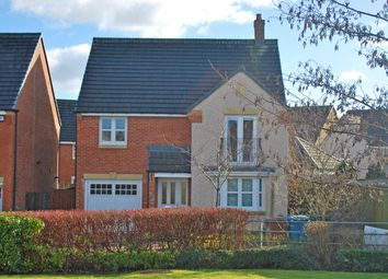 Thumbnail 4 bed detached house for sale in Orchardson Road, Larbert