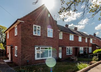 Thumbnail 3 bed end terrace house for sale in Tudor Way, Hertford