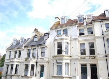 Thumbnail 2 bedroom flat to rent in Cornwallis Terrace, Hastings, East Sussex