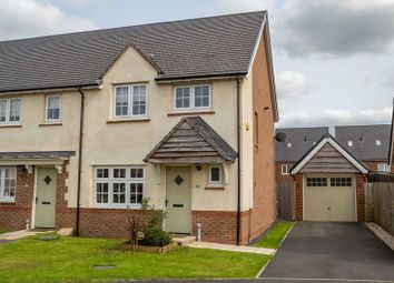 Thumbnail 3 bed terraced house for sale in Daimler Avenue, Chorley