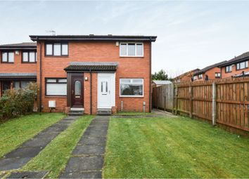 Thumbnail 2 bed end terrace house for sale in Ferndale Gardens, Glasgow
