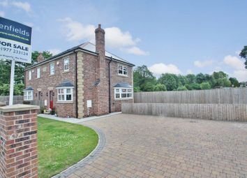 Thumbnail 3 bed semi-detached house for sale in Pontefract Road, Ferrybridge, Knottingley