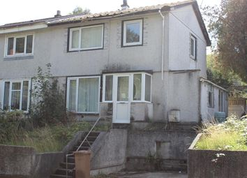 3 bed semi-detached house for sale in Dryburgh Crescent, Plymouth PL2