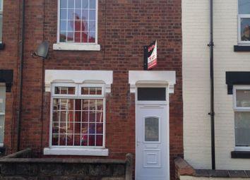 Thumbnail 2 bed terraced house for sale in Keary Street, Stoke On Trent