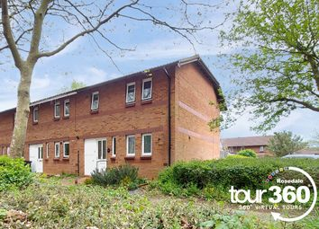 Thumbnail 3 bed end terrace house for sale in Copsewood, Peterborough