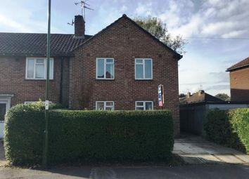 Thumbnail 3 bed end terrace house for sale in Sullington Copse, Storrington, Pulborough, West Sussex