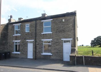 Thumbnail 2 bed end terrace house for sale in Carr House Road, Shelf, Halifax