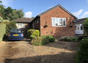 Thumbnail 3 bed detached bungalow for sale in Moorside Road, Kinson, Bournemouth