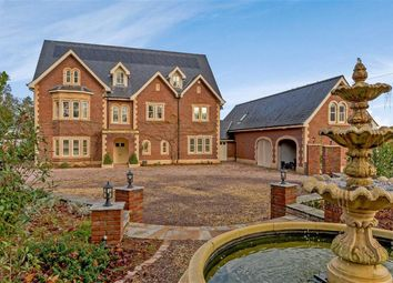 Thumbnail 6 bed detached house for sale in Tredunnock, Nr Usk, Monmouthshire