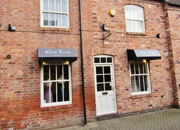 Thumbnail Retail premises for sale in 8 Rushton Yard, Ashby-De-La-Zouch