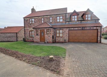 Thumbnail 5 bedroom detached house for sale in Kings Hill, Caythorpe, Grantham