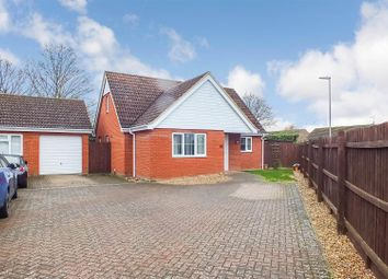 Thumbnail 3 bed property for sale in Wantage Gardens, Little Paxton, St Neots