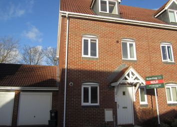 Thumbnail 4 bed semi-detached house to rent in Dairy Close, Yatton