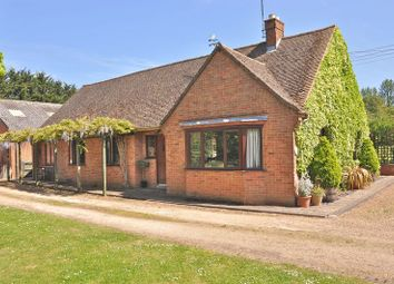 Thumbnail 4 bed detached bungalow for sale in Bennetts Hill, Offenham, Evesham