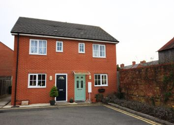 Thumbnail 2 bed semi-detached house for sale in Basson Court, Evesham
