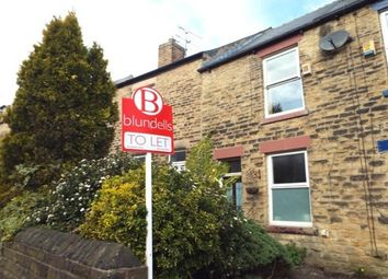 Thumbnail 2 bed terraced house to rent in Bradley Street, Crookes, Sheffield