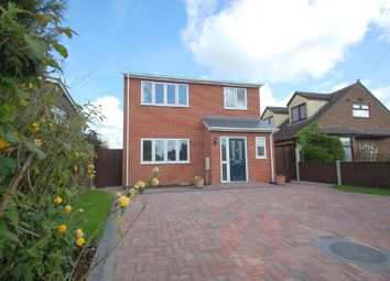 Thumbnail 3 bed detached house for sale in London Road, Copford, Colchester