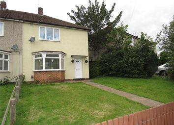 Thumbnail 2 bed semi-detached house for sale in Mayfair Crescent, Mackworth, Derby