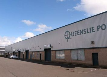 Thumbnail Light industrial for sale in 120 Stepps Road, Glasgow