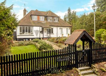 Thumbnail 3 bed detached house for sale in Netherne Lane, Merstham, Redhill, Surrey