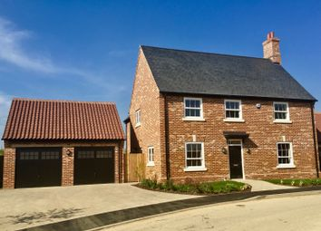 Thumbnail 4 bed detached house for sale in Plot 26, Hill Place, Brington, Huntingdon