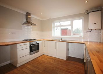Thumbnail 3 bed terraced house to rent in Macbeth Close, Hartford, Huntingdon