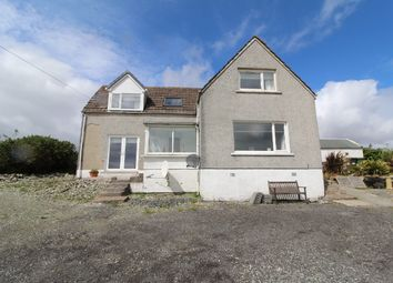 Thumbnail 4 bed detached house for sale in North Tolsta, Isle Of Lewis