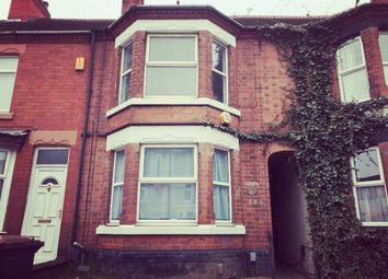 Thumbnail 1 bed property to rent in Croft Road, Stockingford