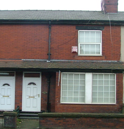 Thumbnail 2 bedroom terraced house for sale in Broom Lane, Manchester