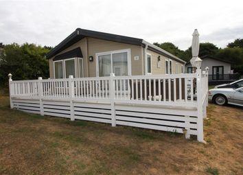 Thumbnail 2 bed mobile/park home for sale in Sea Breeze, Shorefield Park