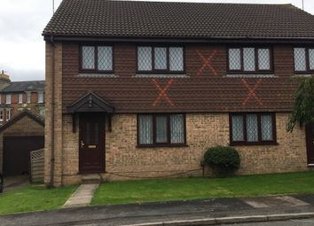 3 bed terraced house to rent in Chestnut Road, Dover CT17