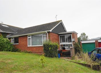 Thumbnail 2 bedroom bungalow for sale in Ashley Crescent, Sidmouth