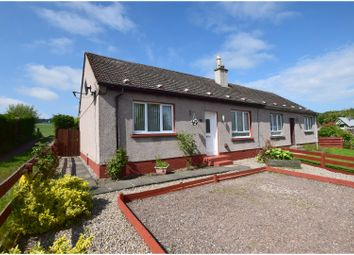 Thumbnail 2 bed semi-detached bungalow for sale in Fleming Place, Fountainhall