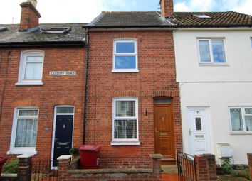 Thumbnail 2 bed terraced house for sale in Cardiff Road, Reading