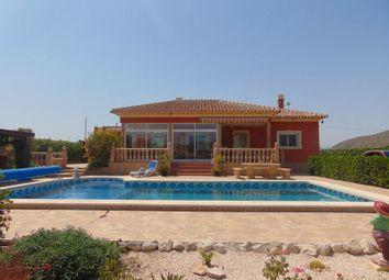 Thumbnail 3 bed villa for sale in Camino De Los Serranos 7, Hondon De Los Frailes, Hondón De Los Frailes, Alicante, Valencia, Spain