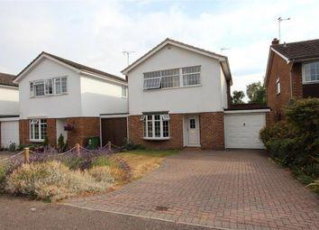 4 bed link-detached house for sale in Rhugarve Gardens, Linton, Cambridge CB21