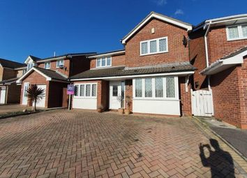 Thumbnail 4 bed detached house for sale in Campion Drive, Bradley Stoke, Bristol, South Gloucestershire