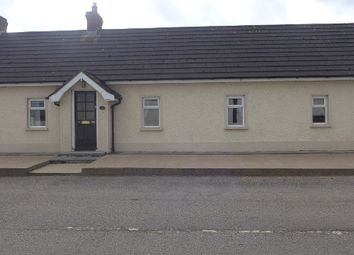 Thumbnail 3 bed detached bungalow to rent in Derrynahone Road, Moira, Craigavon