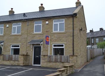 Thumbnail 3 bed town house for sale in Prospect Gardens, Queensbury, Bradford