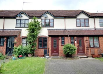 Thumbnail 2 bed terraced house to rent in Crawshaw Road, Ottershaw, Surrey