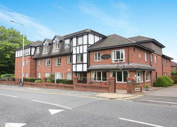 Thumbnail 2 bed flat for sale in Delamere Lodge, Chester Road, Stockport, Cheshire