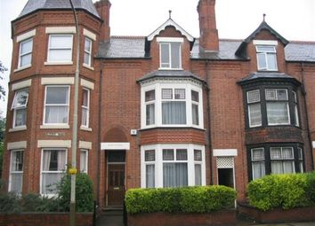 Thumbnail 6 bed property to rent in Queens Road, Leicester