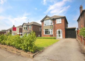 Thumbnail 3 bed detached house for sale in Mill Lane, Hazel Grove, Stockport, Greater Manchester