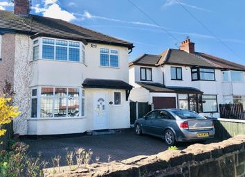 Thumbnail 3 bedroom property for sale in Greenbank Drive, Pensby, Wirral