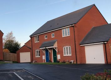 """3 bed property for sale in """"The Cornflower"""" at """"The Cornflower"""" At Mansfield Road, Tibshelf, Alfreton DE55"""