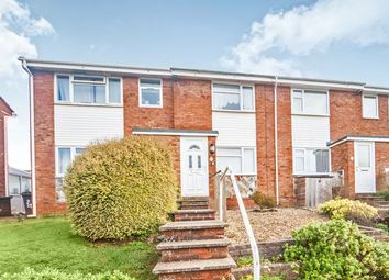 Thumbnail 2 bed terraced house for sale in Cherry Close, Exmouth