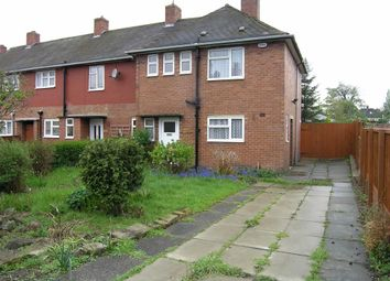 Thumbnail 3 bed semi-detached house to rent in Old Hall Road, Ashgate, Chesterfield, Derbyshire