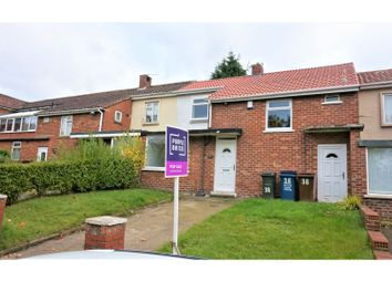 Thumbnail 2 bed terraced house for sale in Pooley Road, Newcastle Upon Tyne
