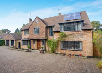 Thumbnail 6 bed detached house for sale in Hadrian Way, Chilworth, Southampton, Hampshire
