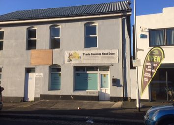 Thumbnail Retail premises to let in Holborn Street, Plymouth